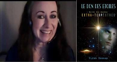 Le Don des Etoiles : Présentation des présences Extraterrestres sur Terre par une concactée
