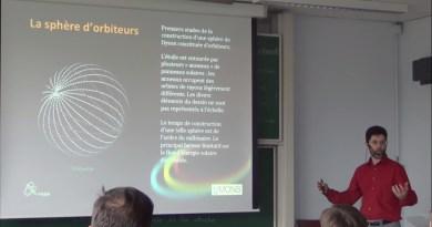 La physique d'une sphère de Dyson (Claude Semay) : l'engin est confirmé par le divulgateur de programme spatial secret Randy Cramer