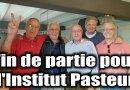 Fin de la partie pour l'institut Pasteur