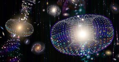 Guidances de Nézariel sur «La Physique Quantique dans votre réalisation individuelle», «La Physique Quantique subdivisionnaire», «La Physique Quantique Dimensionnelle», «La Puissance de la mouvance dans la multidimensionnalité» et «La Puissance d'Être» – canalisé par Yawaeh