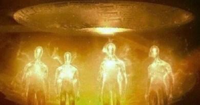 Les ovnis, les extraterrestres et l'avancement spirituel