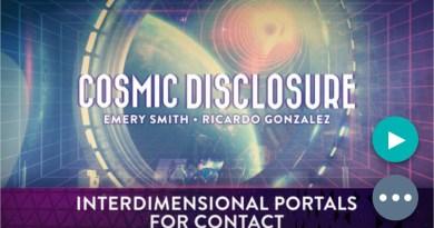 DIVULGATION COSMIQUE Saison 21 épisode 1 : Ricardo Gonzalez, Portails Interdimensionnels pour les contacts