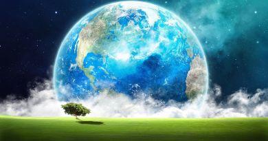 La Terre Mère : Sortez de votre tête !