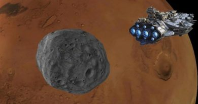 Phobos: la lune de Mars libérée du contrôle extraterrestre hostile