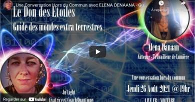 Divulgatrice et contactée Eléna Danaan : Une conversation hors du commun, libération de la Terre en cours (Lune et Mars Libérés)