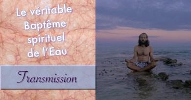 Soin Essénien de l'eau, la véritable guérison de l'âme