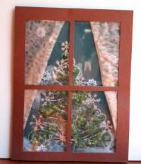 Beaded Tree Christmas Card--Free Tutorial