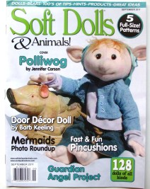 Soft Dolls & Animals September 2011-