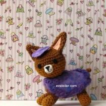 Crochet Amigurumi Chihuahua