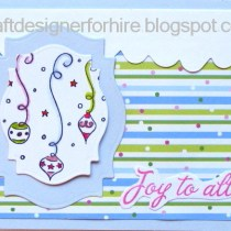 Ornament Card