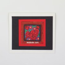 Dimensional Valentine Card