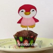 Easter Penguin Treat Topper