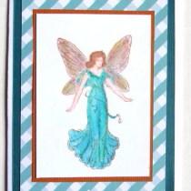 Free Fairy Card