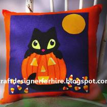 Spooky Kitty Craft