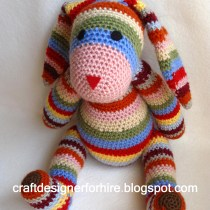 Free Crochet Rabbit