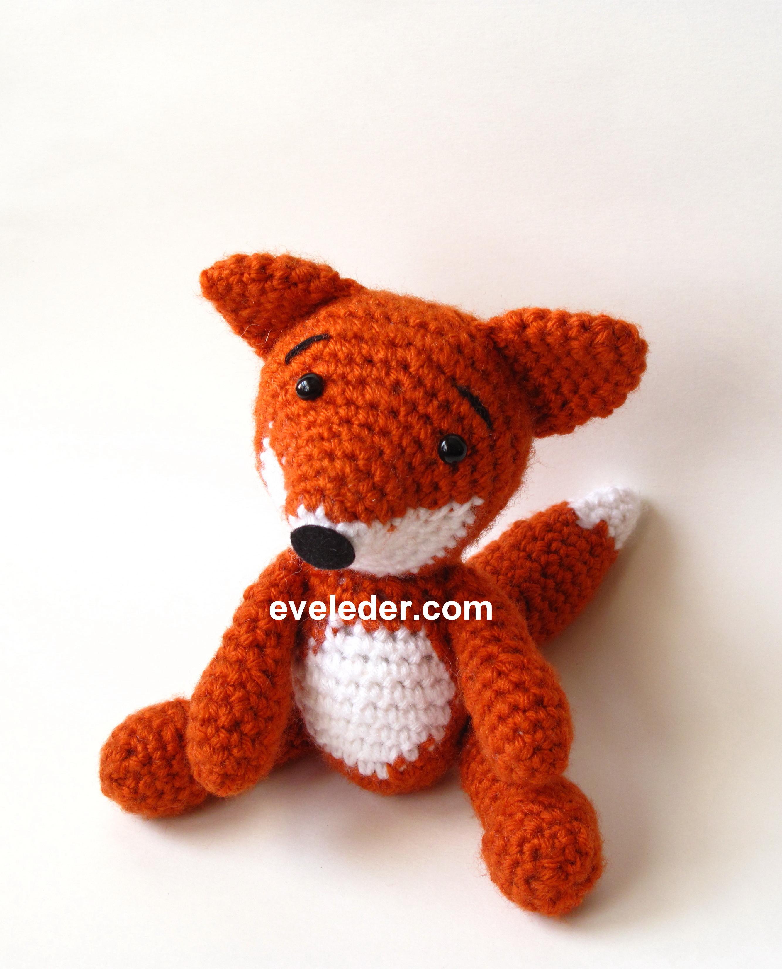 Kito the Fox Amigurumi Crochet Pattern – Snacksies Handicraft | 3307x2667