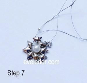 Two Hole Bead Earring Pattern