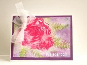 Bridal Bouquet History & DIY Wedding Card Inspiration