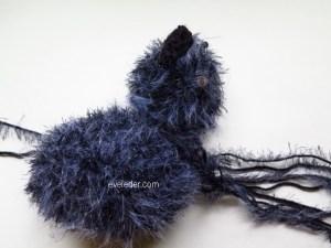 Crochet Kitten--free crochet kitten tutorial