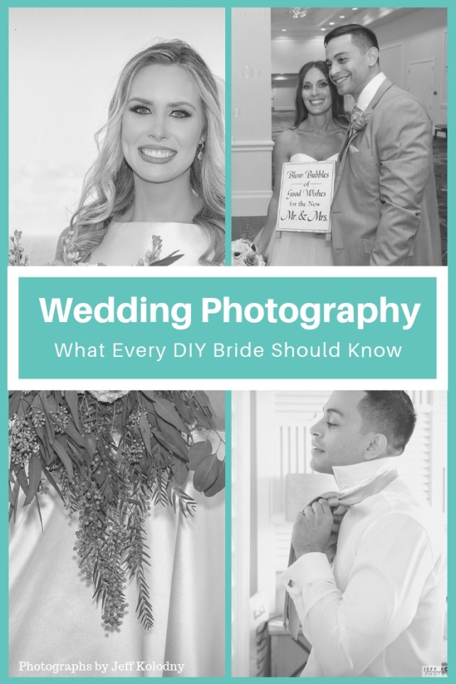 Wedding Photography — What Every DIY Bride Should Know Is a DIY approach to wedding photos right for you? Read this post and find out.