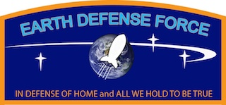 Earth Defense Force Logoc