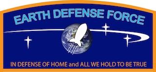 Earth Defense Force Logoc