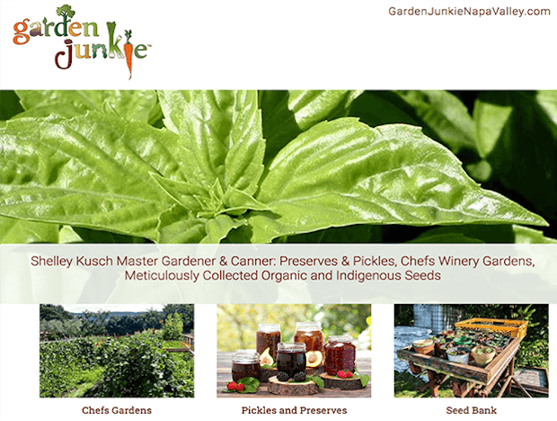 Garden Junkie