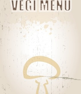 veggie menu