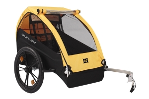 New Ways to Enjoy Cycling with Multi-Use Trailers