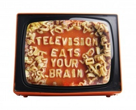 tv eats your brain