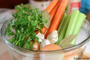 carrots-celery-onion-garlic-parsley