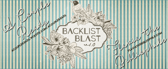 Backlist blast – The alchemyst!