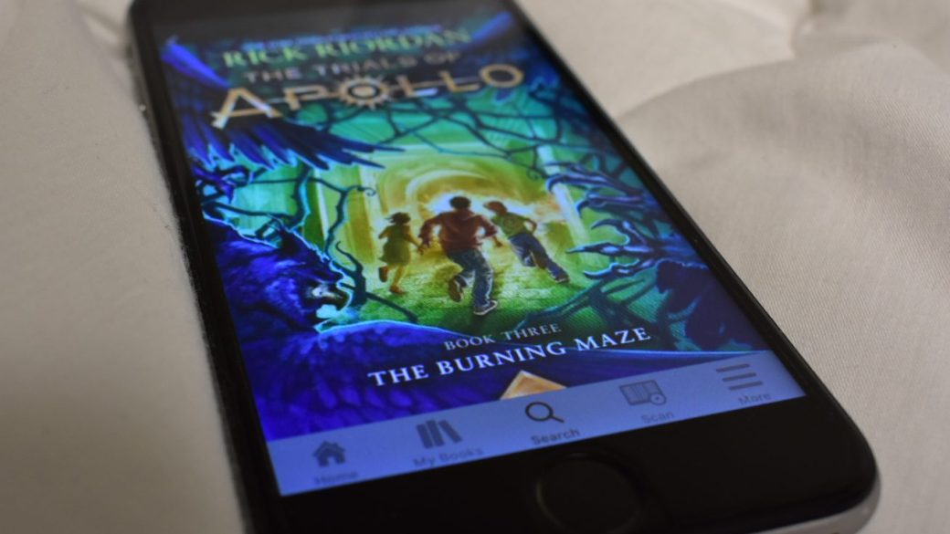 Review – The burning maze