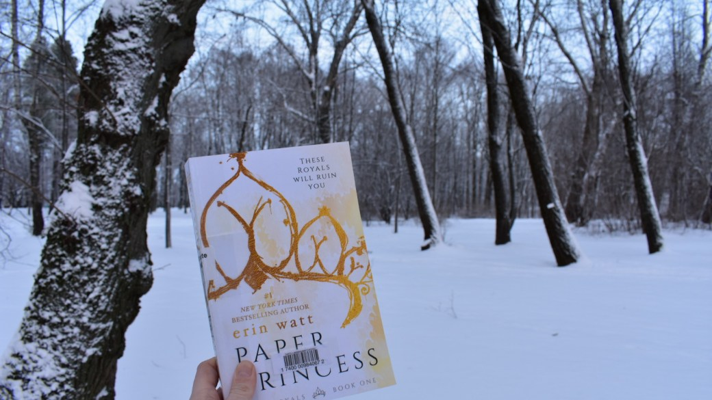 Review – Paper princess