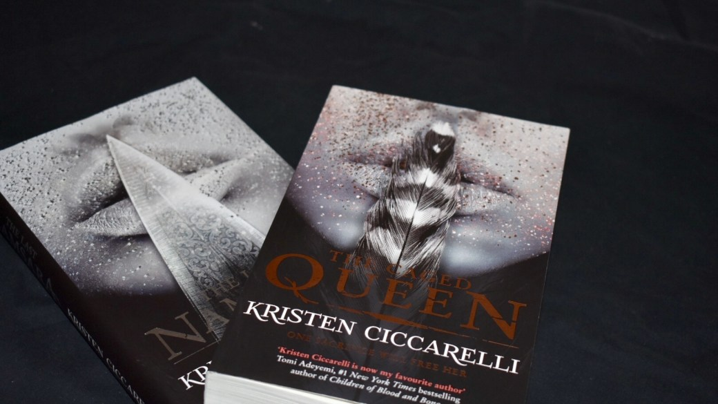 Review – The caged queen