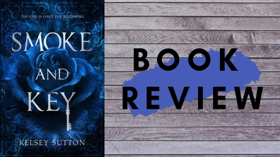 ARC review – Smoke and Key