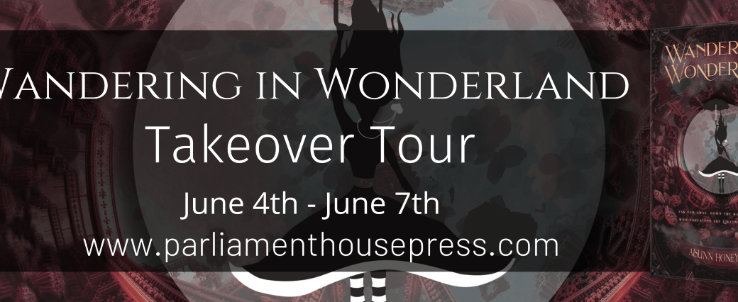 Wandering in Wonderland – Blog Tour & Giveaway