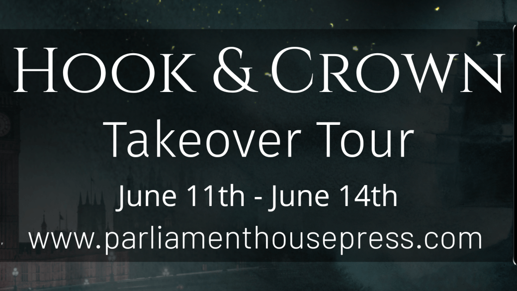 Hook and Crown – blog tour and giveaway!