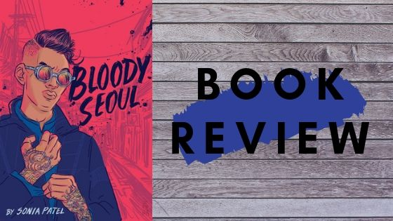 ARC review – Bloody Seoul