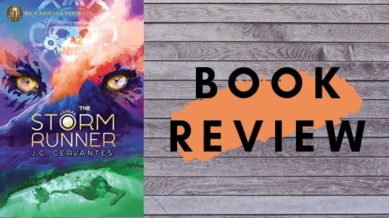 The storm runner – review!