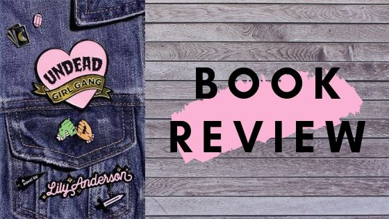 Undead girl gang (audiobook review!)