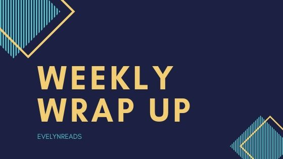 Weekly wrap up – August 26 to September 1