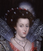 Portrait of the Queen of Bohemia