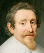 Portrait painting of Hugo Grotius