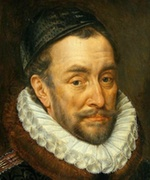 Painting portrait of William of Orange