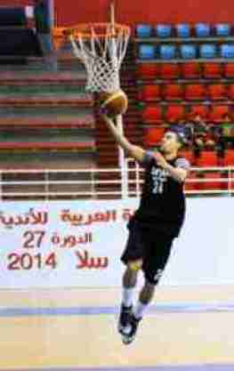 Marshall Henderson is continuing his career in Qatar.