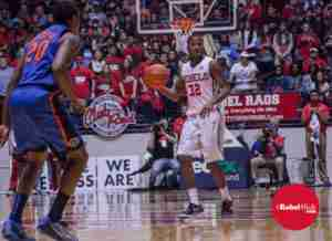 Jarvis Summers has over 1,500 points and 500 assists for his career. (Photo Credit: Bentley Breland)