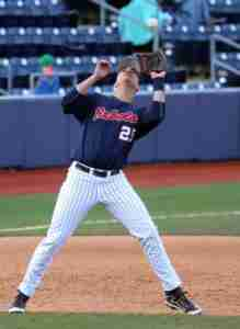 Colby Bortles (Photo credit: Joshua McCoy, Ole Miss Athletics)