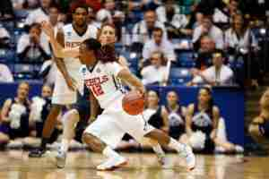Stefan Moody sparked Ole Miss' comeback win over BYU with 26 points. (Photo credit:  Gregory Shamus, Getty Images)