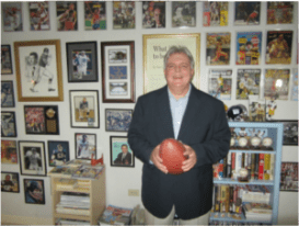 NFL Draft Expert Mike Detillier is widely regarded as one of the top draft analysts.